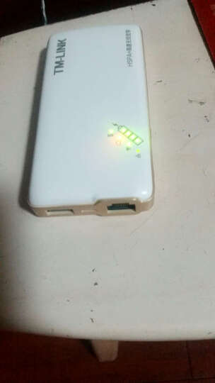 WODE 中国联通插卡式 无线上网卡无线路由器 移动mifi 随身wifi 便携式车载 浅蓝色 晒单图