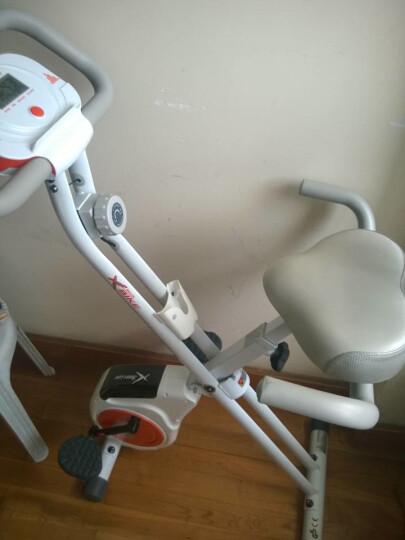 海德(HEAD) 家用超静音磁控健身车 室内动感单车 果粒橙 晒单图