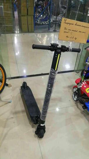 恺亨KHENG  kh10524智能滑板车成人代驾代步车碳纤维超轻折叠电动车续航35-50公里 晒单图