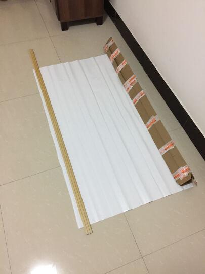 俊艺壁纸墙纸墙贴自粘客厅卧室厨房翻新桌子柜子彩装膜防水墙纸电视背景墙 香槟色-亮光 122厘米宽*1米长 晒单图
