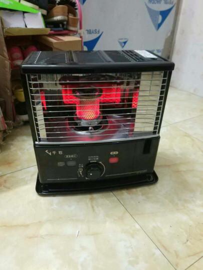 千石 日本千石SENGOKU煤油取暖炉CKP-WD294N取暖器暧风机煤油取暧器 CKP-WD294N 晒单图