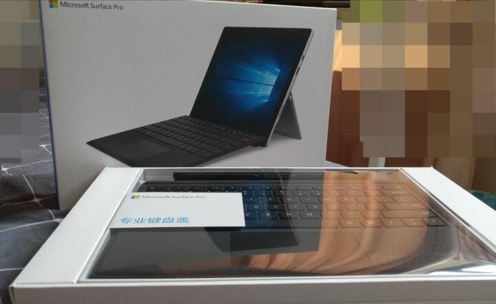 微软(Microsoft)Surface Pro4 二合一平板电脑 12.3英寸(Intel i5 4G内存 128G存储 触控笔 ) CR5-00008 晒单图