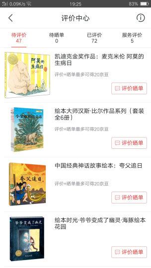 中国经典神话故事绘本:盘古开天地 晒单图