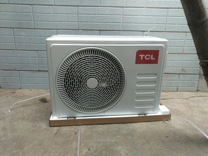 TCL 正1.5匹  变频 冷暖  金典系列 空调挂机(隐藏显示屏)(KFRd-35GW/XD13BpA) 晒单图