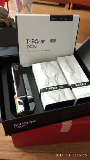 Tripollar 美容仪 家用美体仪 RF多极射频美容器 以色列进口塑形仪 Pose钢琴黑 晒单图