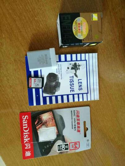 闪迪SD TF储存卡 单反 微单 摄像机储存卡 SBS-64G1B 晒单图