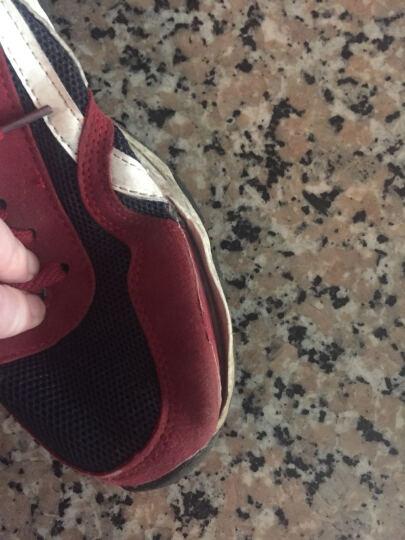 瑞士MATEHOM跑步鞋 新款男女鞋透气耐磨舒适减震慢跑鞋 M169-情侣-黑色 40 晒单图