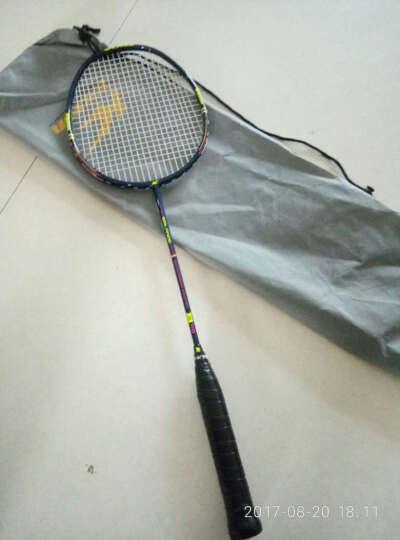 凯胜kason羽毛球拍单拍全能系列全碳素训练拍男女通用新手入门拍B110 T210 金色 晒单图