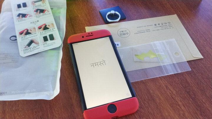 SKSK 苹果7/7plus手机壳SE2全包磨砂iPhone 8Plus三段式保护套防摔硬壳潮流男女 巴萨蓝--苹果SE2/7/8【通用】 晒单图