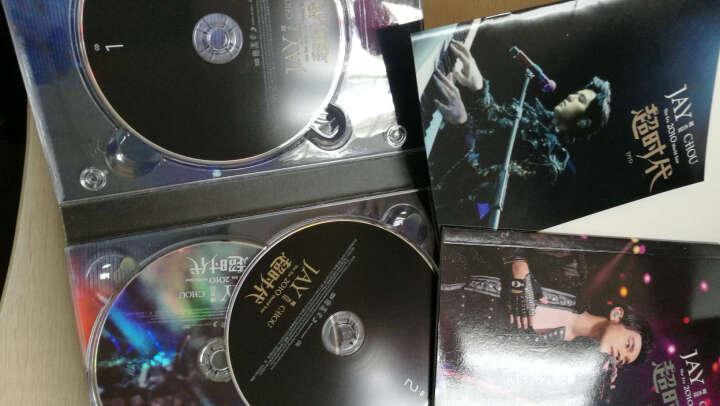 周杰伦超时代演唱会(DVD+2CD)(深藏版 正式版) 晒单图