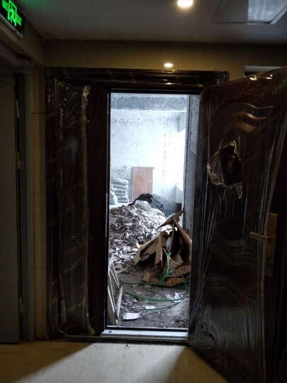 圣甲(SHENGJIA)甲级防盗门安全门 入户门 LP-B313钢质户外进户门户外门 门扇9公分现货 2050*1180外看右大扇 晒单图