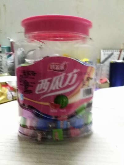 酸奶粒压片糖540g方糖蓝莓方西瓜方可乐方草莓方菠萝190颗多省年货包邮非自营 话梅方190颗 晒单图