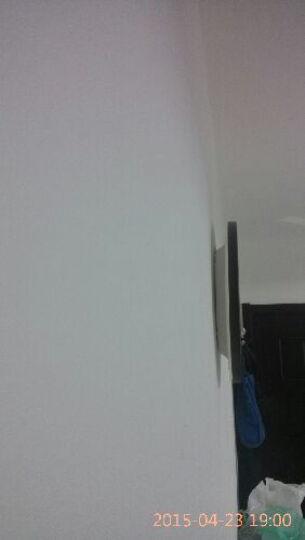 康品钟表简约电子挂钟时尚客厅现代家用大气挂表静音万年历卧室石英钟办公室表挂墙中式夜光日历壁钟装饰时钟 9040木纹夜光 晒单图