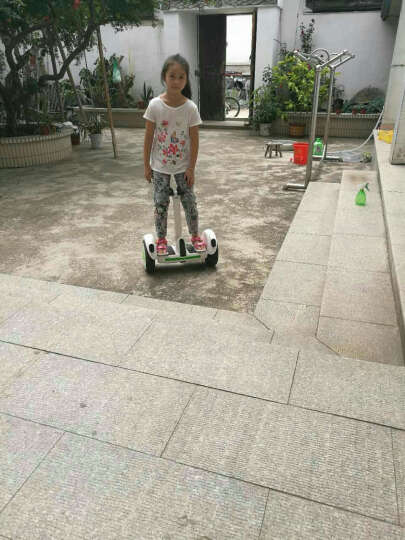 Freego平衡车 智能代步电动体感车手控腿控平衡车两轮 F3越野款锂电(颜色备注) 72伏旗舰豪华版 晒单图