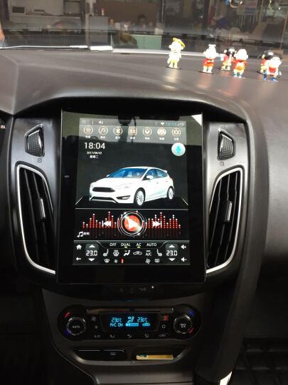 途新车机福特经典福克斯新福睿斯蒙迪欧翼博翼虎蒙迪欧致胜汽车中控大屏车载倒车影像导航仪一体机 L3-4G版(2+32G)+后视+ADAS记录仪 晒单图