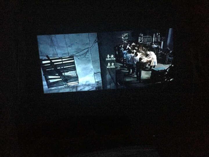Tumetimes 图美Q8微型手机投影仪家用迷你全高清投影机智能wifi短焦3D无线便携办公 【香槟金】 安卓智能版 手机同屏 高清输入 晒单图