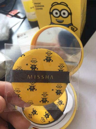 谜尚(MISSHA) Missha/谜尚韩国迷尚LINE FREINDS限量款气垫BB霜 莎莉鸭3D睫毛膏 晒单图