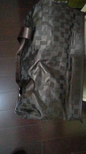 梦特娇Montagut 拉杆包短途商务旅行包袋行李包旅行袋手提袋拖轮拉杆箱袋手提包 小号 晒单图
