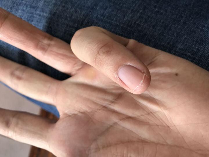 优家(UPLUS)不锈钢指甲刀套装(平口+斜口)(指甲剪 指甲钳 修甲工具 美甲工具) 晒单图