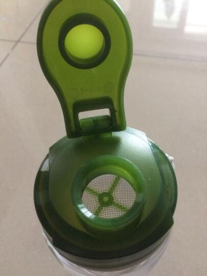 乐扣乐扣(locklock) 密封随手杯运动水壶儿童防漏茶杯正品塑料水杯子 700ML科技蓝 晒单图