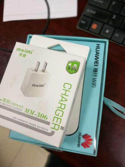华为随行WiFi E5573/2联通电信移动三网4g车载随身wifi无线路由器上网卡托 E5572-855(三网4G)+500G月卡 晒单图