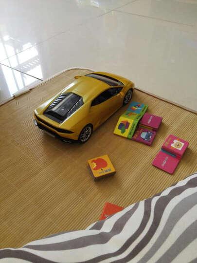 星辉(Rastar) 遥控车 1:14兰博基尼LP610-4 外置充电可漂移跑车模型 男孩儿童玩具车 70860-1黄色 晒单图