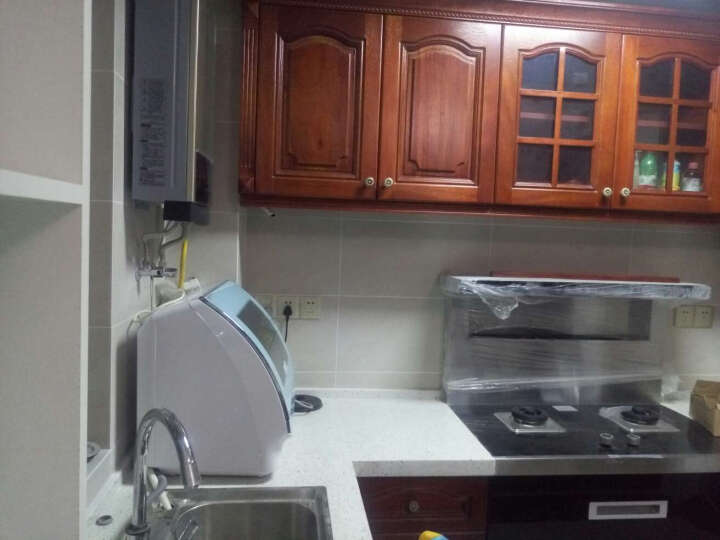海尔(Haier) 奶瓶清洗机 洗碗机家用台式 小贝洗碗机 HTAW50STGGB 晒单图