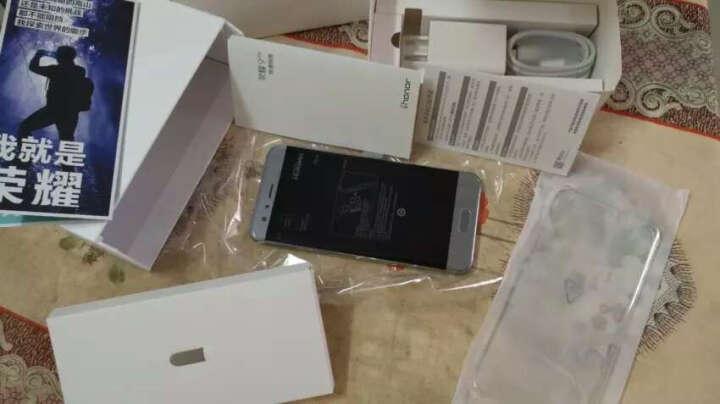 荣耀9 全网通 尊享版 6GB+128GB 琥珀金 移动联通电信4G手机 双卡双待 晒单图