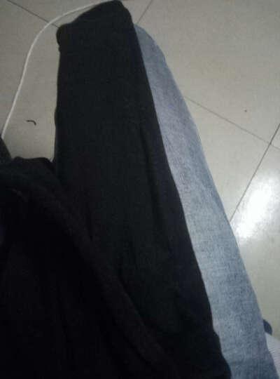 曼迪卡威护腿 篮球护小腿套足球装备 男女跑步户外运动防撞护膝护腿 黑色 两只装 M 晒单图
