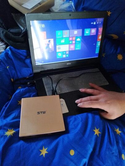 三鑫天威(STW)外置光驱外接usb笔记本电脑通用外接CD刻录机DVD移动光驱 8026炫酷黑内置DVD刻录机 晒单图