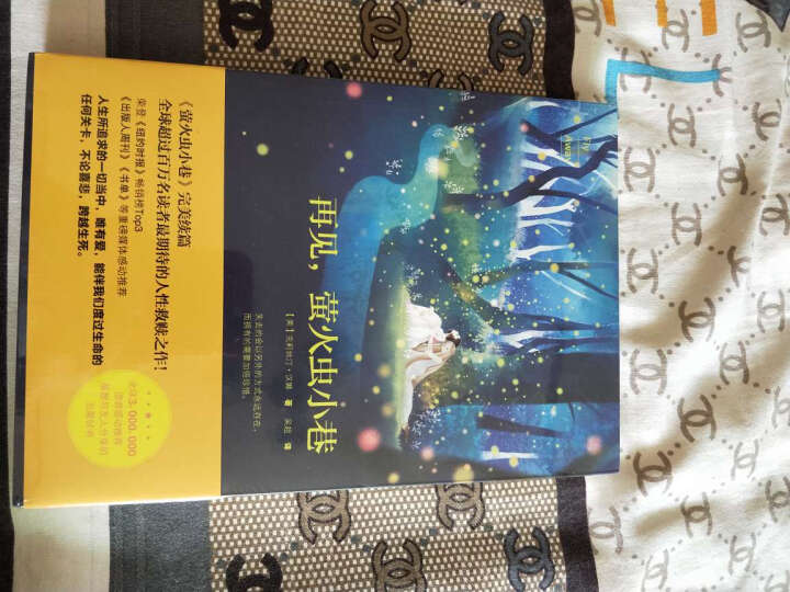 萤火虫小巷 + 再见,萤火虫小巷 套装共2册 正版  描写友谊及人生的史诗巨作  晒单图