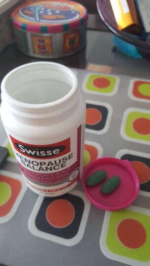 Swisse 更年期平衡营养素 大豆异黄酮 女性更年期片 60片  晒单图