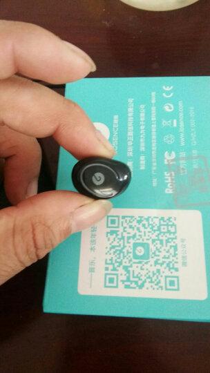 路信/Losence i3鲸 无线蓝牙耳机迷你超小隐形微型运动商务入耳式车载耳机 苹果/安卓华为vivo小米通用 银色 晒单图