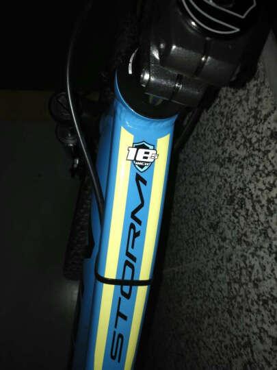 诺客NORCO山地车自行车整车进口风暴7.1禧玛诺27速铝合金车架男女式17英寸/18.5英寸/20英寸(尺码请备注) 晒单图