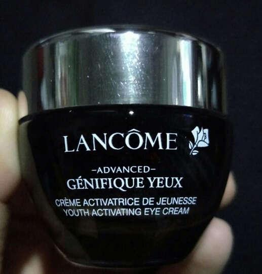 兰蔻(LANCOME)眼霜小黑瓶肌底液眼部精华凝霜 精华肌底眼部凝霜15ml 晒单图