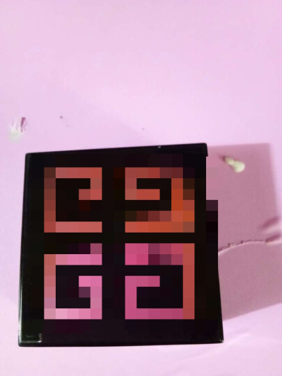 纪梵希Givenchy四宫格腮红/胭脂/彩妆盒 25# 晒单图