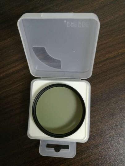 耐司(NiSi)  MC-CPL偏振镜 偏光滤镜佳能尼康单反相机镜头滤光CPL 58mm 晒单图
