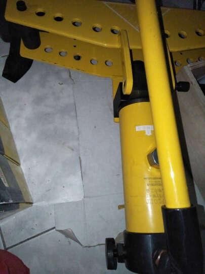 开拓(EXPLOIT)1-4英寸整体式液压弯管机镀锌管钢管弯管器弯曲机 EXPSYW-2 3英寸 晒单图