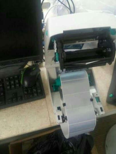 斑马(ZEBRA) GK888T 不干胶标签条码打印机热敏打印机二维码电子面单标签打码机 GK888T(标配带网口) 晒单图