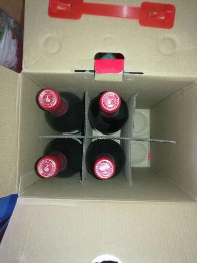 【厂家授权】澳大利亚进口红酒 芬格富Ferngrove 澳洲原瓶进口葡萄酒 庄园.赤霞珠美乐 375ml 晒单图