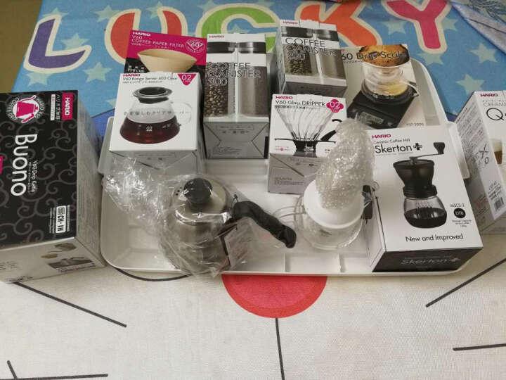 HARIO多功能电子称手冲咖啡电子秤计时称重秤VST-2000B 咖啡器具 晒单图