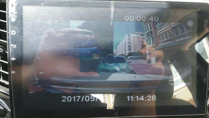 佳士途D906专车专用后视镜隐藏式双镜头云电子狗测速行车记录仪WIFI高清停车监控宝马奥迪奔驰丰田 雪佛兰科鲁兹迈锐宝赛欧创酷爱唯欧 单镜头+自行安装+无卡 晒单图