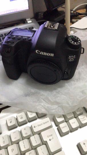 佳能(Canon)EOS 6D 单反相机 单反机身 晒单图