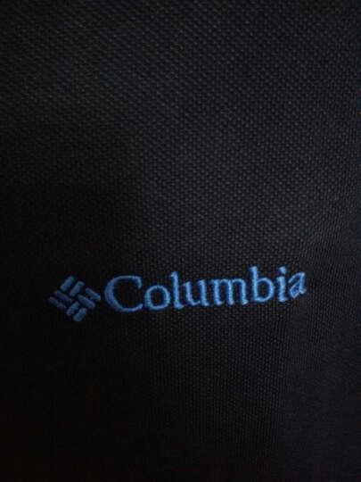 Columbia 哥伦比亚户外男款透气休闲吸湿短袖POLO衫PM3706 010 M 晒单图