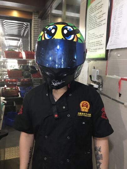 意大利AGV摩托车头盔全盔K3 K4 K3SV K5镜片原装透明镜片 K3/K4透明镜片 无 晒单图