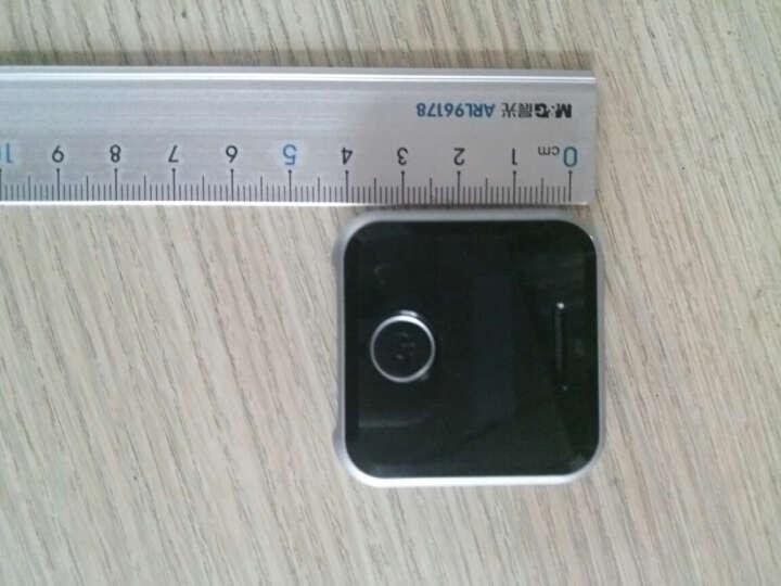 环格 运动MP3发烧无损音乐播放器迷你可爱学生跑步随身听有屏便携录音笔耳机 魔力黑(4GB)(mp3+耳机+防尘袋) 晒单图