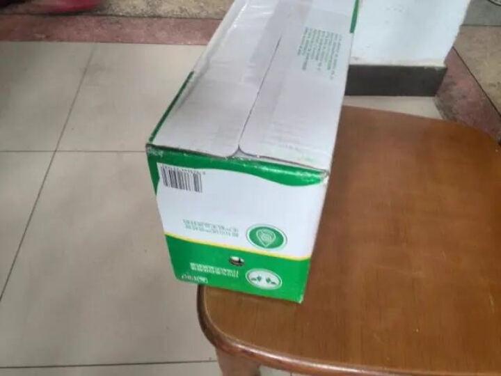 桂格燕麦热带水果麦片420g+蒙牛纯牛奶利乐1LX6盒 晒单图