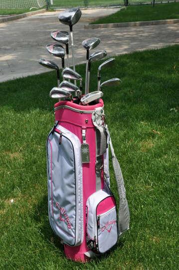 Callaway卡拉威高尔夫球杆Solaire 女士高尔夫球杆套杆 19新款 Solaire女士新款套杆 晒单图
