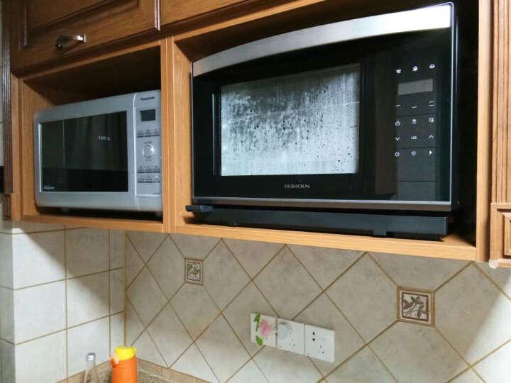德国巴科隆(BAKOLN)蒸箱烤箱蒸烤箱电蒸汽烤箱家用28L容量台式蒸烤二合一体机蒸烤炉BK-28C 黑色BK-28B 晒单图