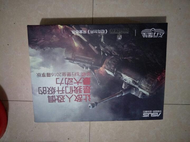华硕(ASUS) 飞行堡垒三代FX60VM GTX1060 15.6英寸游戏笔记本电脑(i7-6700HQ 8G 1T FHD)黑色 晒单图